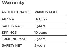 Akrobat PRIMUS Flat 12 schwarz