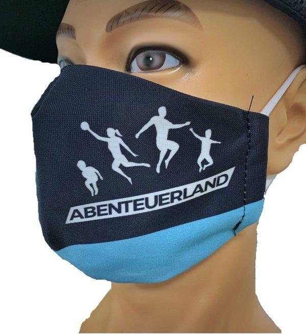 Abenteuerland Mund Nasen Schutz